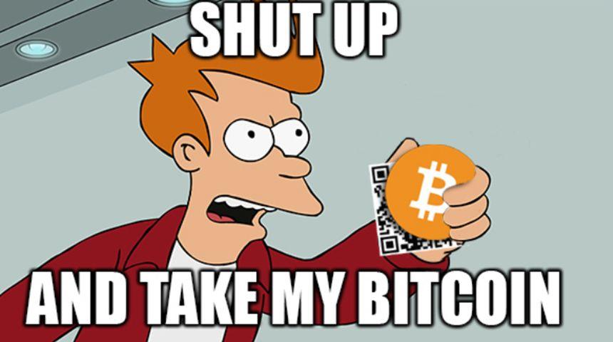 А вы бы хотели заменить бумажные деньги на криптовалюту?