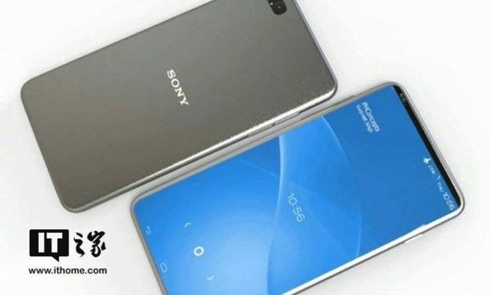 Безрамочный смартфон Sony Xperia A Edge засветили в сети