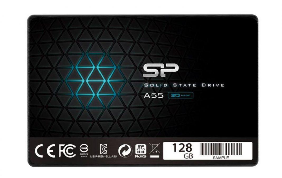 Миниобзор SSD Silicon Power Ace A55 128GB: экономный апгрейд до высоких скоростей
