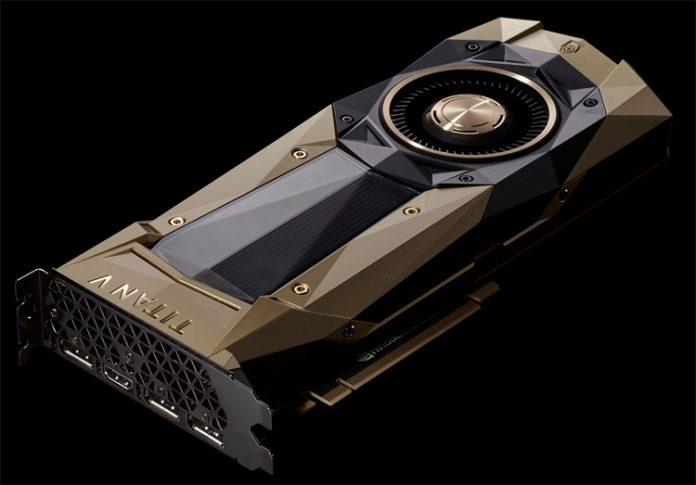 NVIDIA представила самую мощную в мире видеокарту