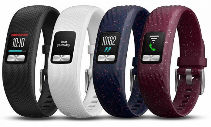 Фитнес-браслет Garmin vivofit 4 может целый год работать на одном заряде