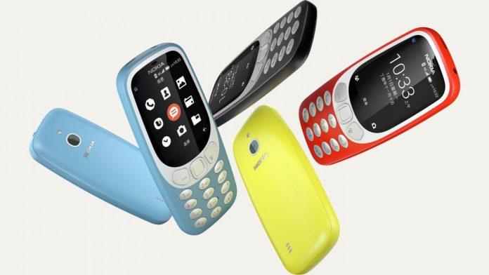 Представлена новая Nokia 3310 с поддержкой 4G