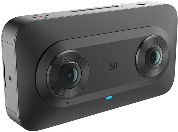 Google и YI Technology представили компактную камеру для 3D-съемки