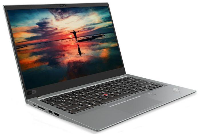 Lenovo привезла на CES 2018 ноутбук ThinkPad X1 Carbon