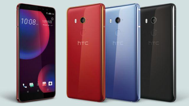 Первый взгляд на HTC U11 EYEs: элегантный смартфон для любителей селфи