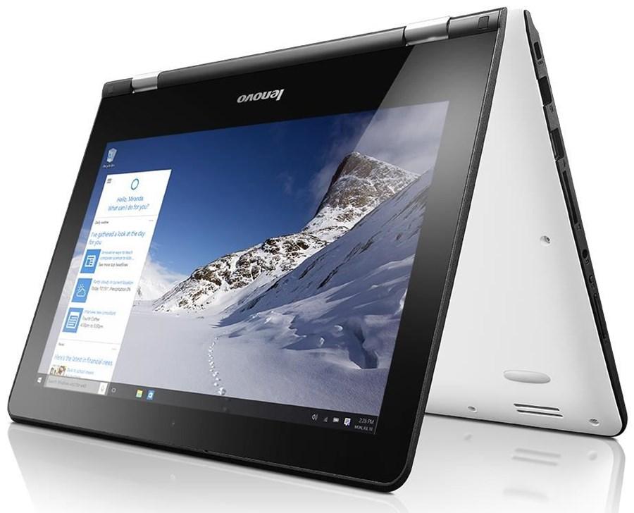 Тест трансформера Lenovo Yoga 300-11IBR: Маленький, недорогой, но медлительный