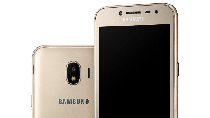 Samsung представила новый бюджетный смартфон Galaxy J2 Pro (2018)