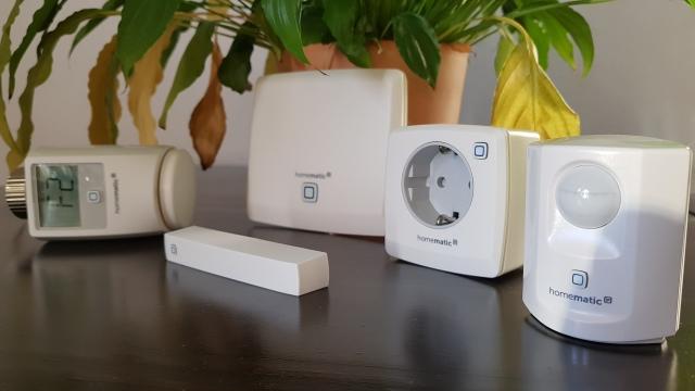 Тест и обзор Homematic IP: умный дом с управлением Alexa