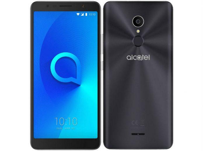 Пресс-рендеры ивидео телефона  Alcatel 5 просочились винтернет