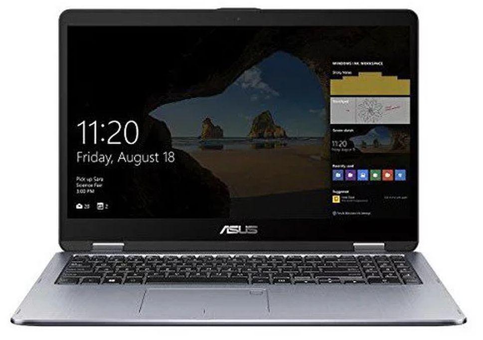 Asus VivoBook Flip: убедительность шикарного облика