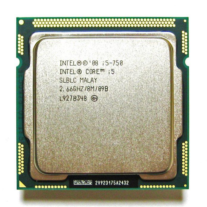 Вскоре увидит свет новый процессор отIntel— Core i5