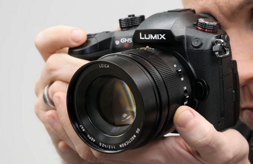 практический тест фотокамеры panasonic lumix dc-gh5s профи условиях