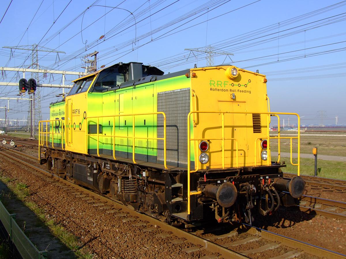 Автономные поезда