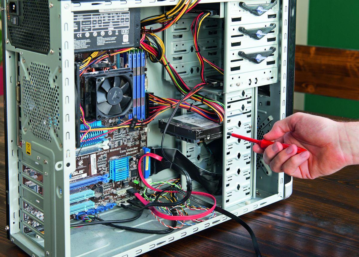 Правильный способ надежного хранения файлов на локальных жестких дисках