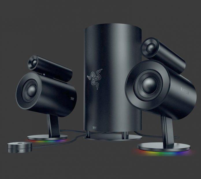 Razer представила геймерские акустические системы