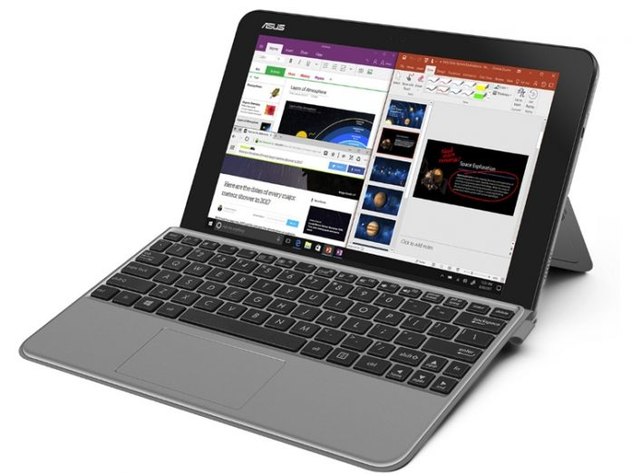 Гибридный планшет ASUS TransBook Mini обеспечивает более 14 часов автономной службы