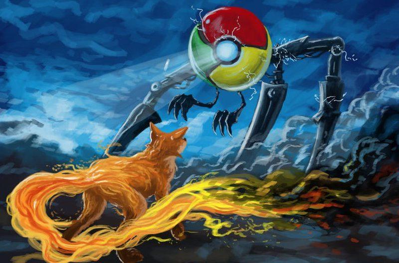 Какой браузер лучше: Firefox или Chrome?
