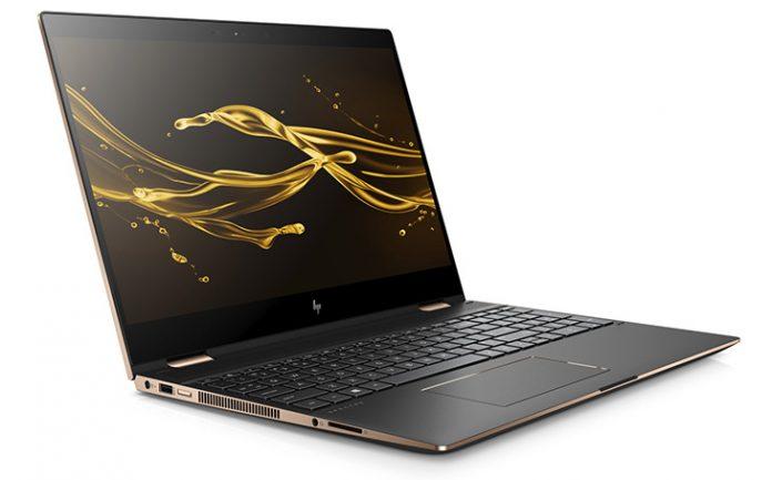 HP анонсировала ноутбук-трансформер HP Spectre x360 15