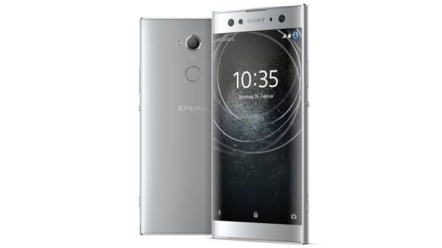 Sony Xperia XA2 Ultra - смартфон среднего класса с двойной фронтальной камерой