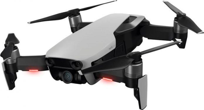 DJI представила компактный дрон с продвинутыми возможностями Mavic Air