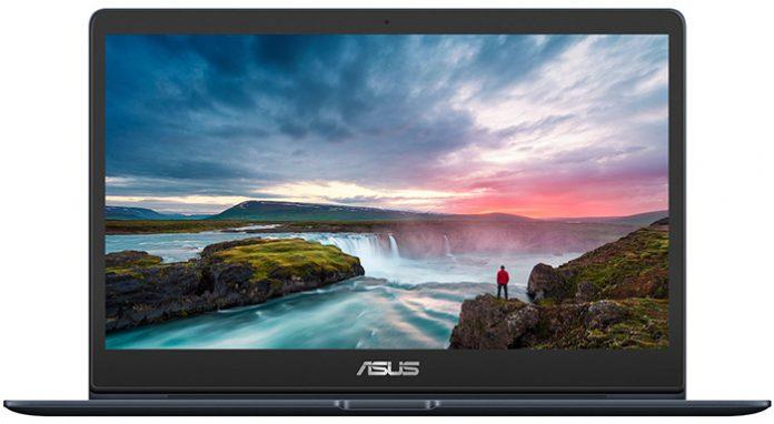Asus ZenBook 13 — долгоиграющий ноутбук весом менее 1 кг