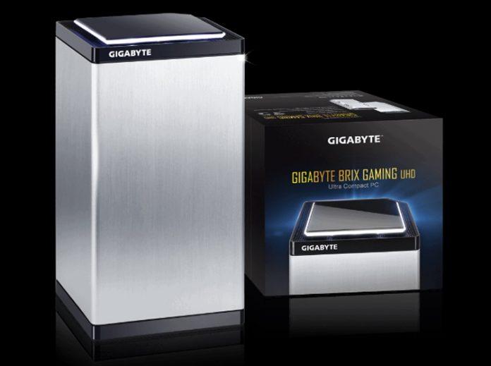 GIGABYTE представила игровой ПК с серверным процессором Intel Xeon E3