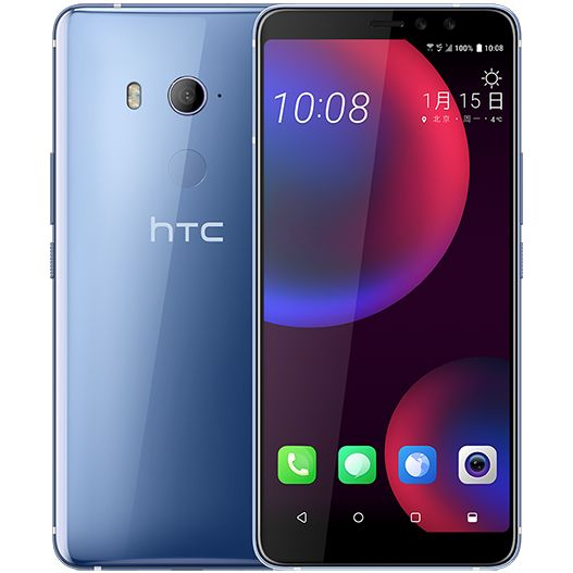 Новый смартфон HTC U11 EYEs рассекретили в сети