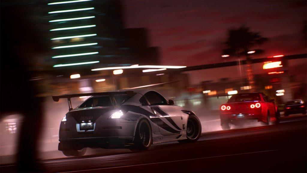 Need for Speed Payback: Полный список автомобилей, представленных в игре