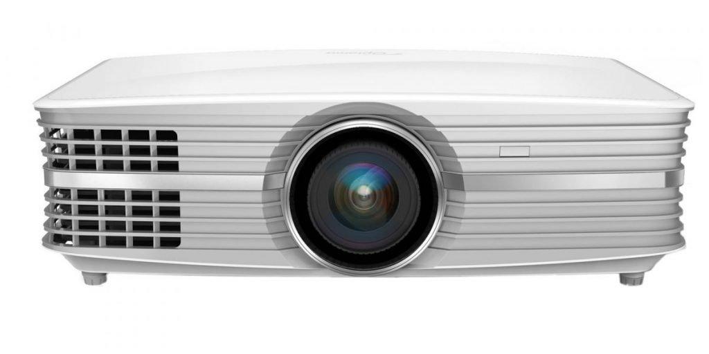 Тест и обзор проектора Optoma UHD550X: 4K по вменяемой цене