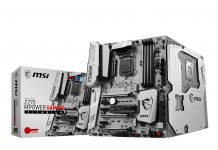 MSI Z270 MPower Gaming Titanium