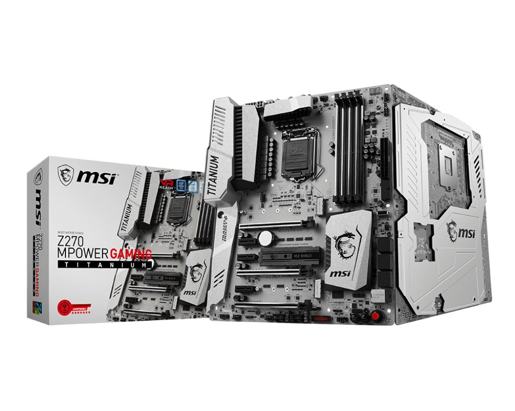 Тест материнской платы MSI Z270 MPower Gaming Titanium