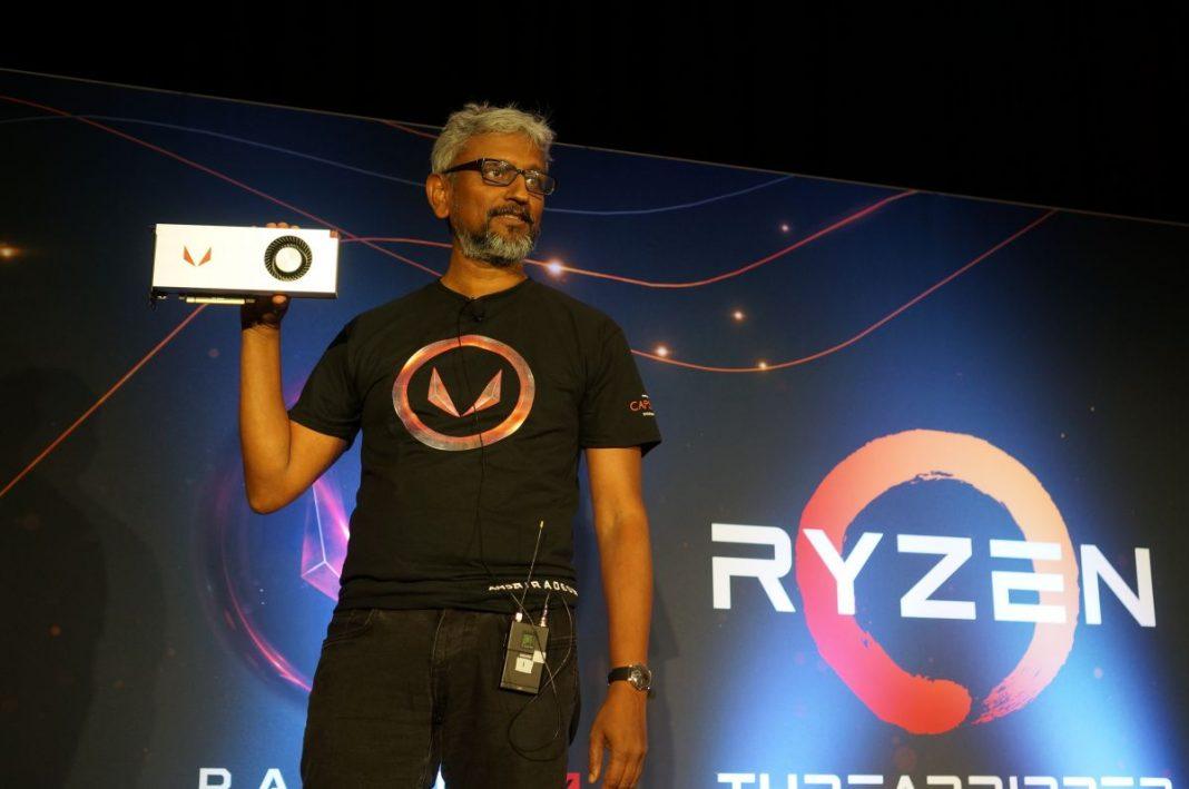 В AMD сменился идейный вдохновитель