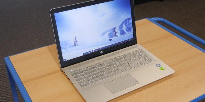 Тест и обзор HP Pavilion 15-cc108ng: мощный ноутбук с темным экраном