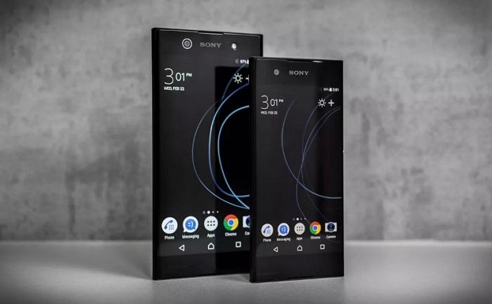 Первый взгляд на Sony Xperia XA2 и XA2 Ultra
