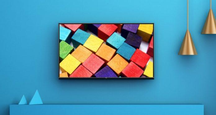 Xiaomi представила 50-дюймовый телевизор сголосовым управлением