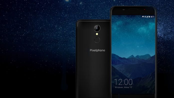 Новый российский смартфон оценен всего в 4 990 руб.