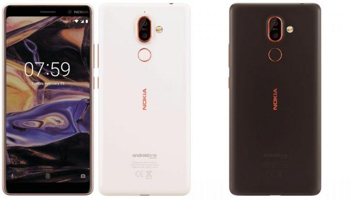 В Барселоне могут представить новые смартфоны Nokia 1 и Nokia 7+