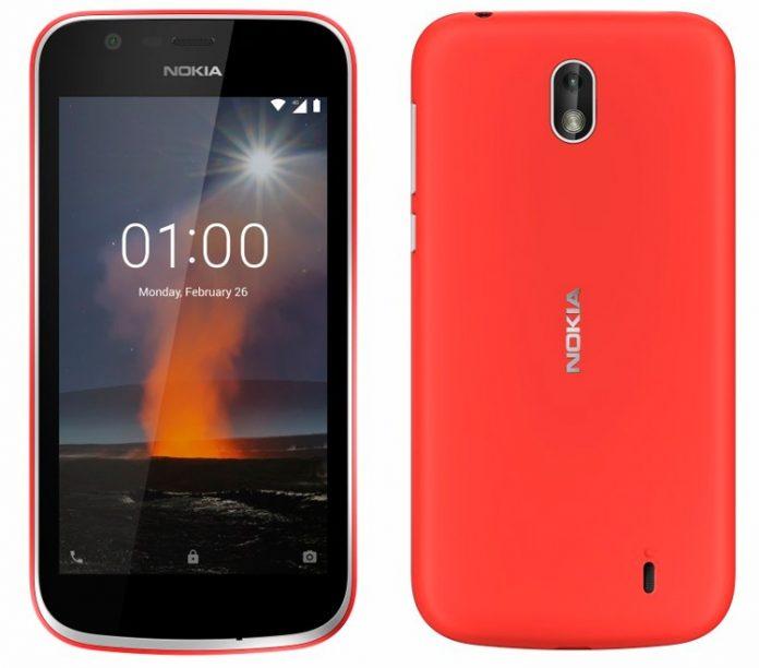 Представлен самый дешёвый смартфон Nokia