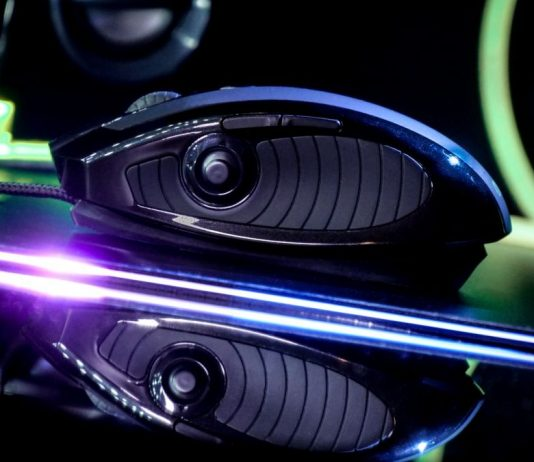 Lexip: Revolutionary Gaming Mouse