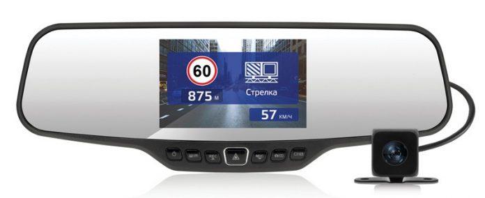Neoline представила смарт-зеркало Neoline G-Tech X27