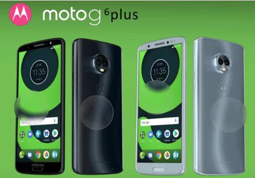 Безрамочный смартфон Moto G6 подтвердил дисплей 18:9 втестах