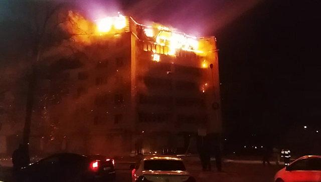 В Приморье из-за майнинга выгорели 8 квартир