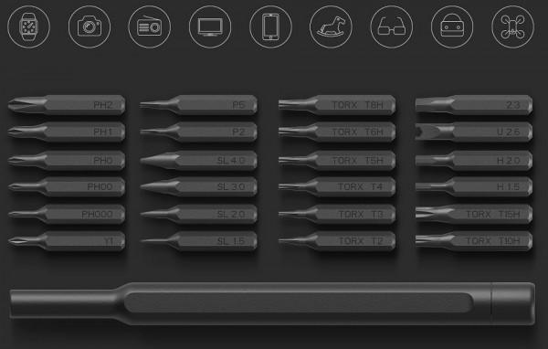 Набор от Xiaomi поможет отремонтировать любой гаджет