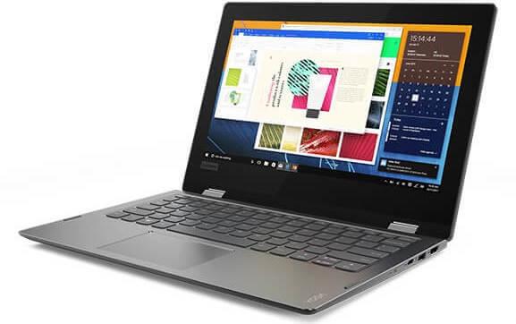 Lenovo представила 11,6-дюймовый ноутбук-перевертыш Yoga 330