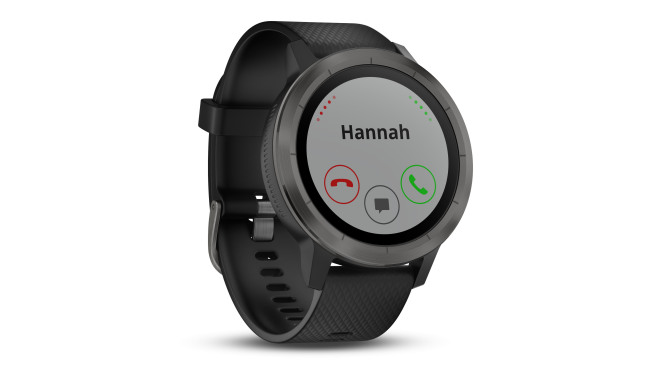Garmin Vivoactive 3 может заменить «умные» часы