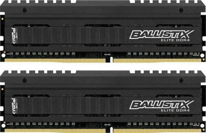Тест и обзор Crucial Ballistix Elite 2x 4GB DDR4-3200: RAM без недостатков