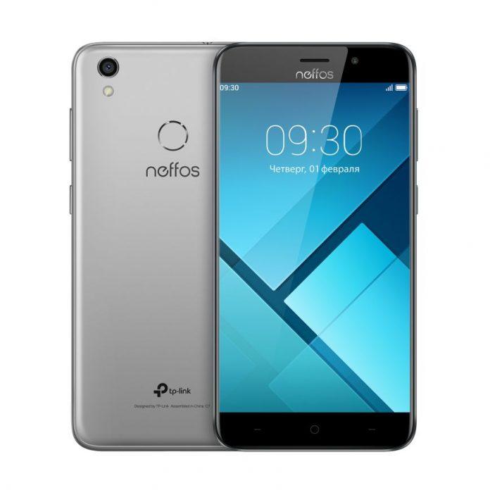 В России выходит в продажу новый бюджетный смартфон от TP-Link
