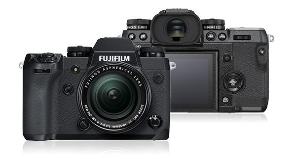Новая камера от Fujifilm умеет снимать с эффектом кинопленки