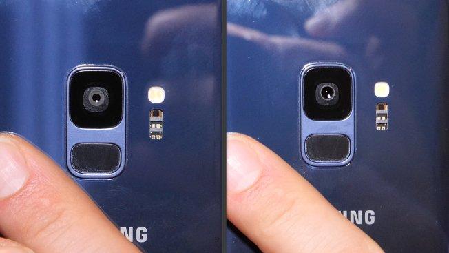 Камера Galaxy S9 меняет раскрытие диафрагмы в зависимости от условий освещения