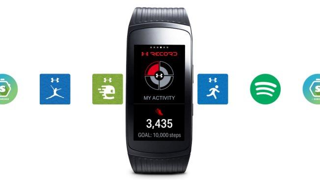 Тест и обзор фитнес-трекера Samsung Gear Fit 2 Pro: комфорт с изогнутым дисплеем